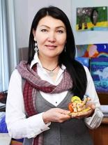 КУСПАНОВА ГУЛЬМИРА АКДАУЛЕТОВНА - биография и личная жизнь выдающихся взрослых и детей