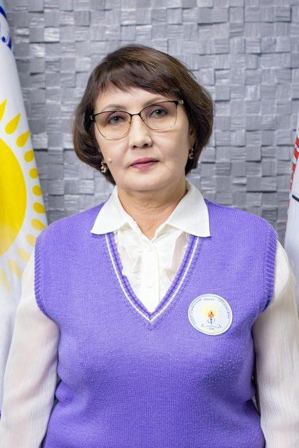 Шалабаева С.С.