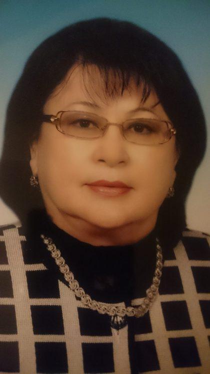Тукбаева Людмила