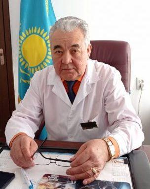 Жумакаев М.Д., директор КГП «Центральная больница города Абая»