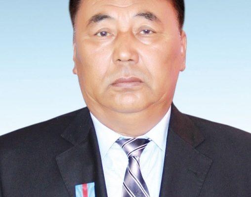 Халенов Еркинбек Халуович