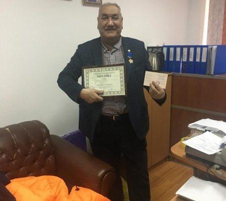Арынов Жексен Арынович