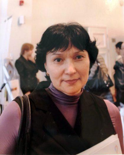 А.Г. Ануарбековна