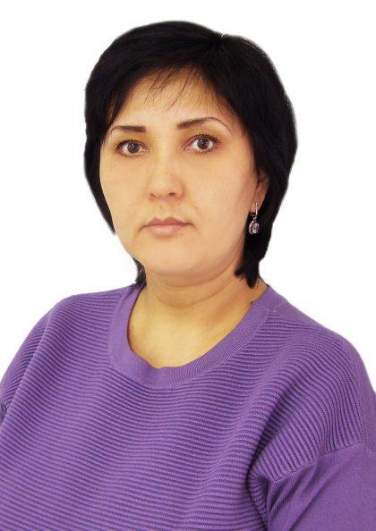 Исмаилова Раушан Сереговна