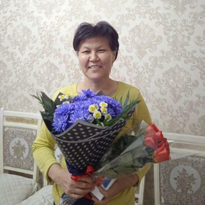 К.Г.Мадияровна