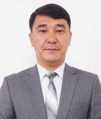 Омаров Шалкар Жунусович