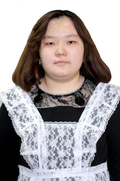 Айдана Булекпасова