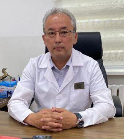 Ундасынов Батырбек Саламатұлы, директор КГП на ПХВ «Атырауская городская поликлиника № 5».