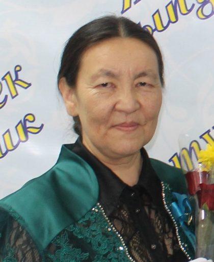 Гульнар Бахытбековна