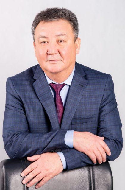 Генеральный директор ТОО «Коржынкөл-А»