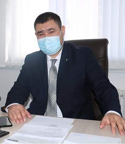 Директор ГКП на ПХВ «Казталовская районная больница»