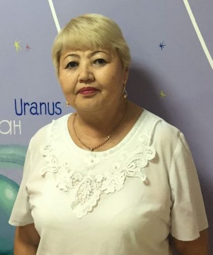 Кимбат Сериковна